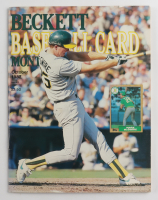 Tony Gwynn Signed 1987 Beckett Baseball Monthly Magazine (JSA COA) (See Description) at PristineAuction.com