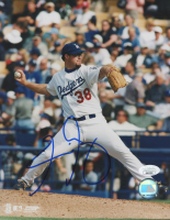 Eric Gagne Signed Dodgers 8x10 Photo (JSA COA) at PristineAuction.com