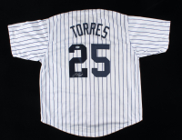 Gleyber Torres Signed Jersey (Beckett COA) (See Description) at PristineAuction.com