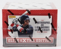 2015 Panini Elite Extra Edition Baseball Hobby Box with (20) Packs at PristineAuction.com