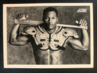 Bo Jackson 1990 Score #697 FB / BB at PristineAuction.com
