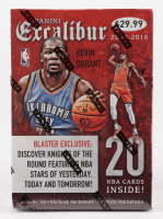 2015-16 Panini Excalibur Basketball Blaster Box with (20) Cards at PristineAuction.com