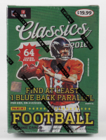 2016 Panini Classics Football Blaster Box with (8) Packs at PristineAuction.com