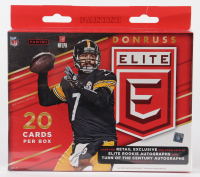 2016 Panini Donruss Elite Football Hanger Box with (20) Cards at PristineAuction.com