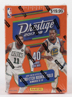 2017-18 Panini Prestige Basketball Blaster Box with (8) Packs at PristineAuction.com