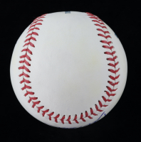 Jeb Bush Signed OML Baseball (JSA COA) at PristineAuction.com