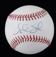 Noah Syndergaard Signed OML Baseball (Beckett COA) at PristineAuction.com
