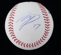 Shohei Ohtani Signed OML Baseball (PSA COA) at PristineAuction.com