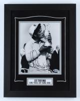 Lee Trevino Signed 14x18 Custom Framed Photo Display (Beckett COA) at PristineAuction.com