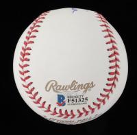 Rudy Giuliani Signed 2000 World Series Baseball (Beckett COA) at PristineAuction.com