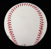 Rudy Giuliani Signed 2000 World Series Baseball (Beckett COA) at PristineAuction.com
