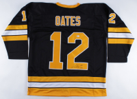 "Adam Oates Signed Jersey Inscribed ""HOF 2012"" (Beckett COA) (See Description) at PristineAuction.com"