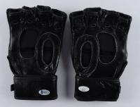 "Jason David Frank Signed Pair of (2) ""Power Rangers"" MMA Gloves with Japanese Inscription (JSA COA & Beckett COA) at PristineAuction.com"
