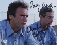 "Larry Hankin Signed ""Escape from Alcatraz"" 8x10 Photo Inscribed ""Charley Butts"" (PSA COA) at PristineAuction.com"