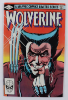 "1982 ""Wolverine"" Issue #1 Limited Series Marvel Comic Book at PristineAuction.com"