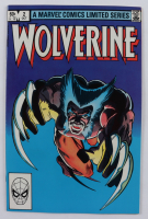 "1982 ""Wolverine"" Issue #2 Limited Series Marvel Comic Book at PristineAuction.com"