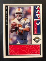 Peyton Manning 1998 UD Choice #193 RC at PristineAuction.com