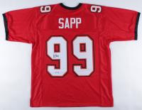 Warren Sapp Signed Jersey (PSA COA) at PristineAuction.com