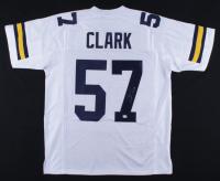Frank Clark Signed Jersey (PSA COA) (See Description) at PristineAuction.com