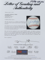 Sandy Koufax Signed OML Baseball with Display Case (PSA LOA - Graded 9) at PristineAuction.com