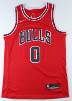 Coby White Signed Bulls Jersey (JSA COA) at PristineAuction.com
