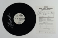 "Sir Mix-A-Lot Signed ""Iron Man"" Vinyl Record with T-Shirt Order Form (JSA COA & Beckett COA) at PristineAuction.com"