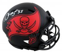 Derrick Brooks Signed Buccaneers Eclipse Alternate Speed Mini-Helmet (Beckett Hologram) at PristineAuction.com