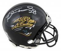 Fred Taylor Signed Jaguars Mini Helmet (Beckett Hologram) at PristineAuction.com