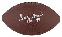 "Billy Shaw Signed NFL Football Inscribed ""HOF 99"" (Beckett Hologram) at PristineAuction.com"