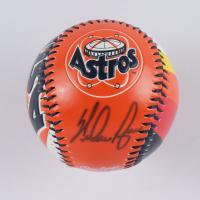 Nolan Ryan Signed Astros Logo Baseball (PSA COA) at PristineAuction.com