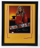 "Carmen Electra Signed ""Baywatch"" 18x22 Custom Framed Photo Display (JSA COA) at PristineAuction.com"