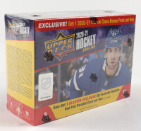 2020-21 Upper Deck Series 2 Hockey Blaster Box with (12) Packs at PristineAuction.com