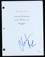 "Christian Bale Signed ""Batman Begins"" Movie Script (JSA COA) (See Description) at PristineAuction.com"
