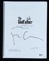 """Francis Ford Coppola Signed """"The Godfather"""" Movie Script (Beckett COA) at PristineAuction.com"""