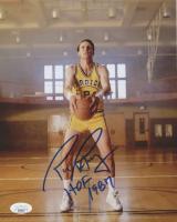 "Rick Barry Signed Warriors 8x10 Photo Inscribed ""HOF 1987"" (JSA COA) (See Description) at PristineAuction.com"
