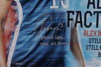 """Alex Morgan Signed Team USA Soccer LE 16x20 Photo Inscribed """"Team USA 2015 WC Champs"""" (Steiner COA) at PristineAuction.com"""