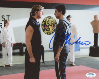 "Ralph Macchio Signed ""Cobra Kai"" 8x10 Photo (AutographCOA COA) at PristineAuction.com"
