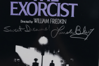 """Linda Blair Signed """"The Exorcist"""" 11x17 Photo Inscribed """"Sweet Dreams!"""" (Schwartz Sports COA) at PristineAuction.com"""