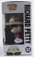 Richard Petty Signed NASCAR #02 Funko Pop! Vinyl Figure (PSA Hologram) (See Description) at PristineAuction.com