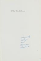 """Norman Rockwell &  Mary """"Molly"""" Rockwell Signed """"Willie Was Different, The Tale Of An Ugly Thrushling"""" Hardcover Book Inscribed """"Sincerely"""" (JSA ALOA) (See Description) at PristineAuction.com"""