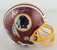 Alex Smith Signed Washington Football Team Mini-Helmet (Beckett COA) at PristineAuction.com
