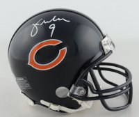 Jim McMahon Signed Bears Mini-Helmet (Beckett COA) at PristineAuction.com