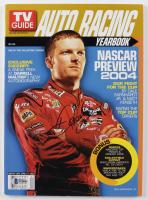 "Dale Earnhardt Jr. Signed 2004 ""TV Guide"" Magazine (Beckett COA) at PristineAuction.com"