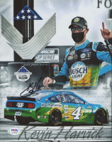 Kevin Harvick Signed NASCAR 8x10 Photo (PSA COA) at PristineAuction.com