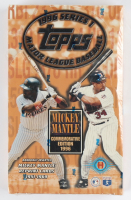 1996 Topps Series 1 Baseball Hobby Box (See Description) at PristineAuction.com