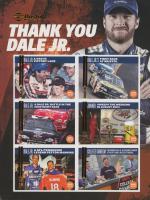 Dale Earnhardt Jr. Signed 8x10 Print (PSA COA) (See Description) at PristineAuction.com