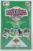 1990 Upper Deck Baseball Box with (36) Packs at PristineAuction.com