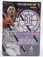 2019 / 20 Panini Illusions Basketball Blaster Box Box of (6) Packs (See Description) at PristineAuction.com