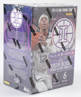 2019 / 20 Panini Illusions Basketball Blaster Box Box of (6) Packs (See Description) at PristineAuction.com