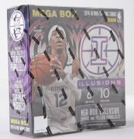 2019/20 Panini Illusions Basketball Mega Box of (10) Packs (See Description) at PristineAuction.com
